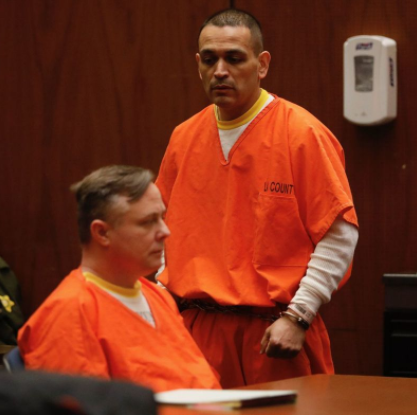 Two LAPD officers sentenced to 25 years for sexually assaulting women while on duty