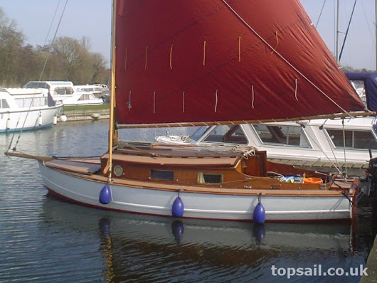 Moore's Reedling Class for sale - Topsail Marine Yacht Brokers (1909)