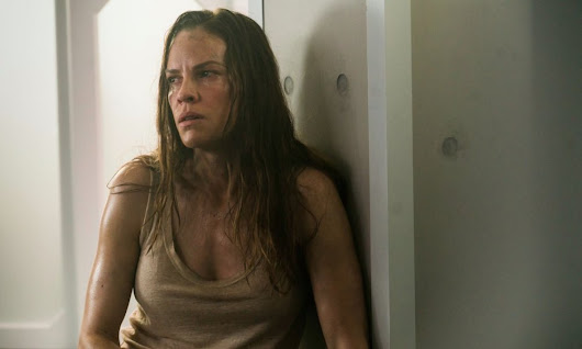 First Look at Hilary Swank and the Evil Robot of 'I Am Mother'
