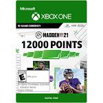 Madden NFL 21: 12000 Madden Points - Xbox One (Digital)