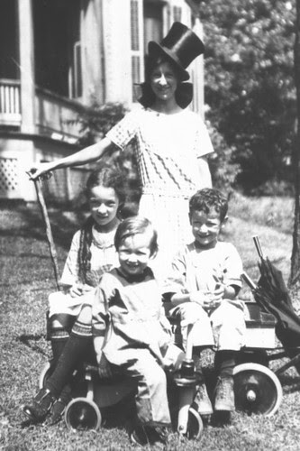 Mary, Helen, Forrest & Alice