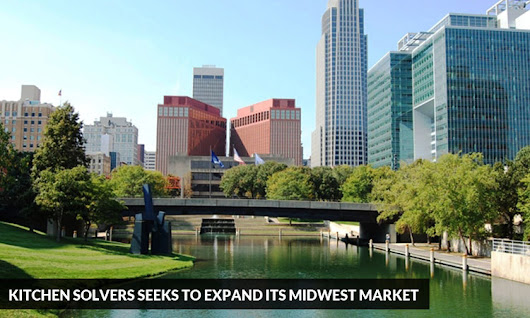 Kitchen Solvers Seeks to Expand its Midwest Market | Kitchen Solvers Franchise