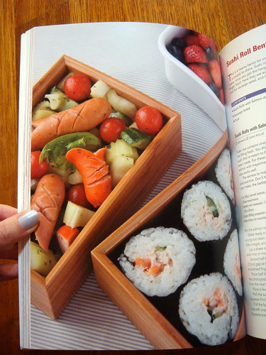 """The Just Bento Cookbook: Everyday Lunches to Go"" by Makiko Itoh"