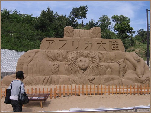17 Africa Sand Art Exhibition