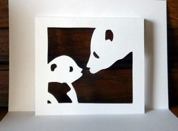 Extremely Creative Examples of Kirigami Art A Hobby to Addapt (41)