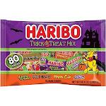 Haribo Gummi Candy, Trick or Treat Mix - 80 pieces, 36.6 oz
