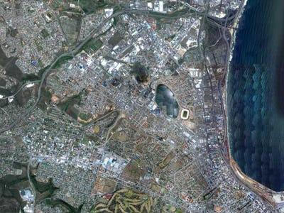 41.  Port Elizabeth, África do Sul