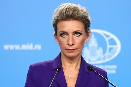Захарова обвинила Британию в двойных стандартах в отношении России