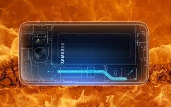 Samsung Galaxy S8 to use a heat pipe design similar to the S7