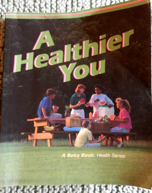 A Healthier You - A Beka Books review www.thecurriculumchoice.com