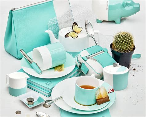 Tiffany & Co.?s Luxe New Home Line Is Here for Your Registry