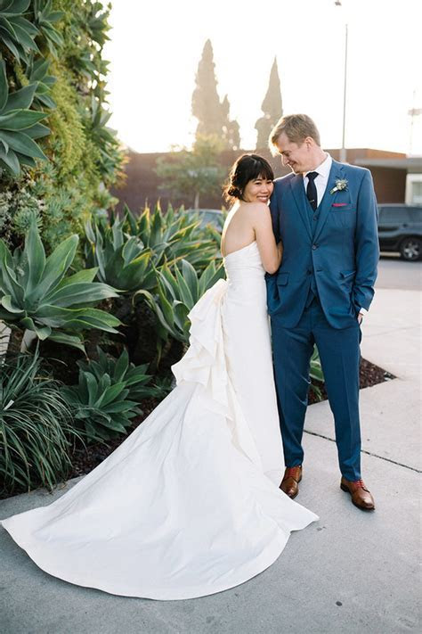 Kristen & Glenn's Wedding on 100 Layer Cake!   A Bride by