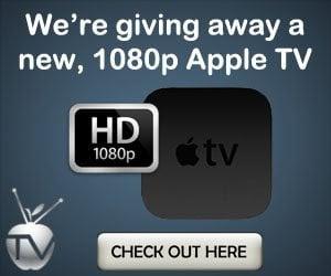 new apple tv giveaway aTV Flash (black) 1.4 for Apple TV 2 released