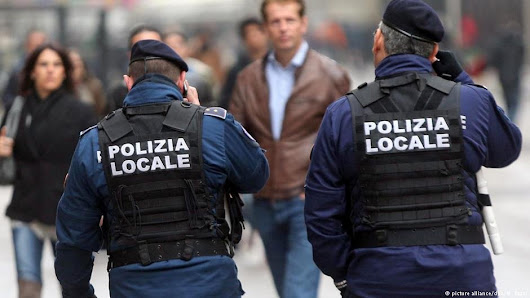 Italy - Five Nigerians arrested for running human trafficking ring (18 February 2019)