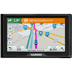 "Garmin Drive 51LM GPS Navigator - 5"" - widescreen Display - USA"
