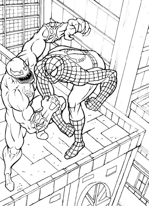 tags ausmalbilder spiderman malvorlagen spiderman