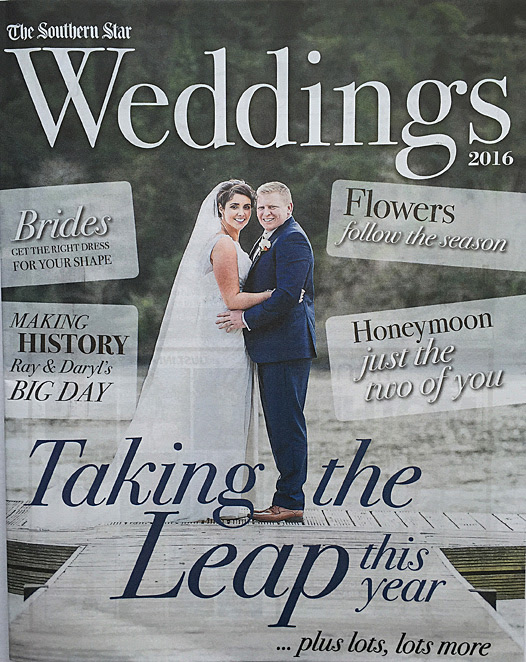 Southern Star Wedding Magazine Covers… | Wedding Photographer Cork