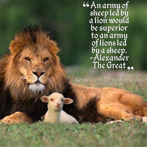 Lamb Lion Quotes Astana Hotelinfo