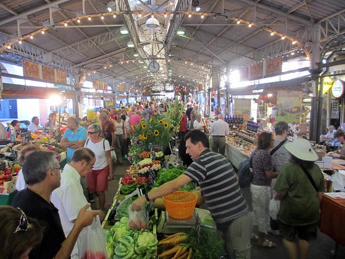 French farmers markets