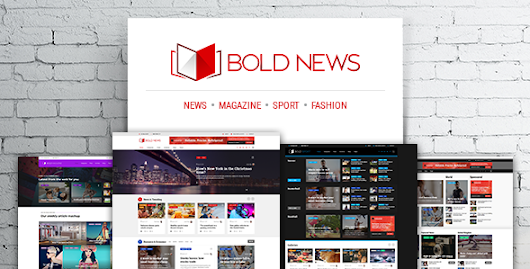 Download Bold News - Magazine News Newspaper nulled | OXO-NULLED
