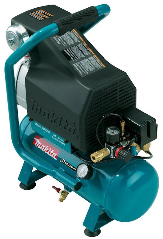 Makita MAC700 Review - How Well The Big Bore Air Compressor Is? - Compressors Palace