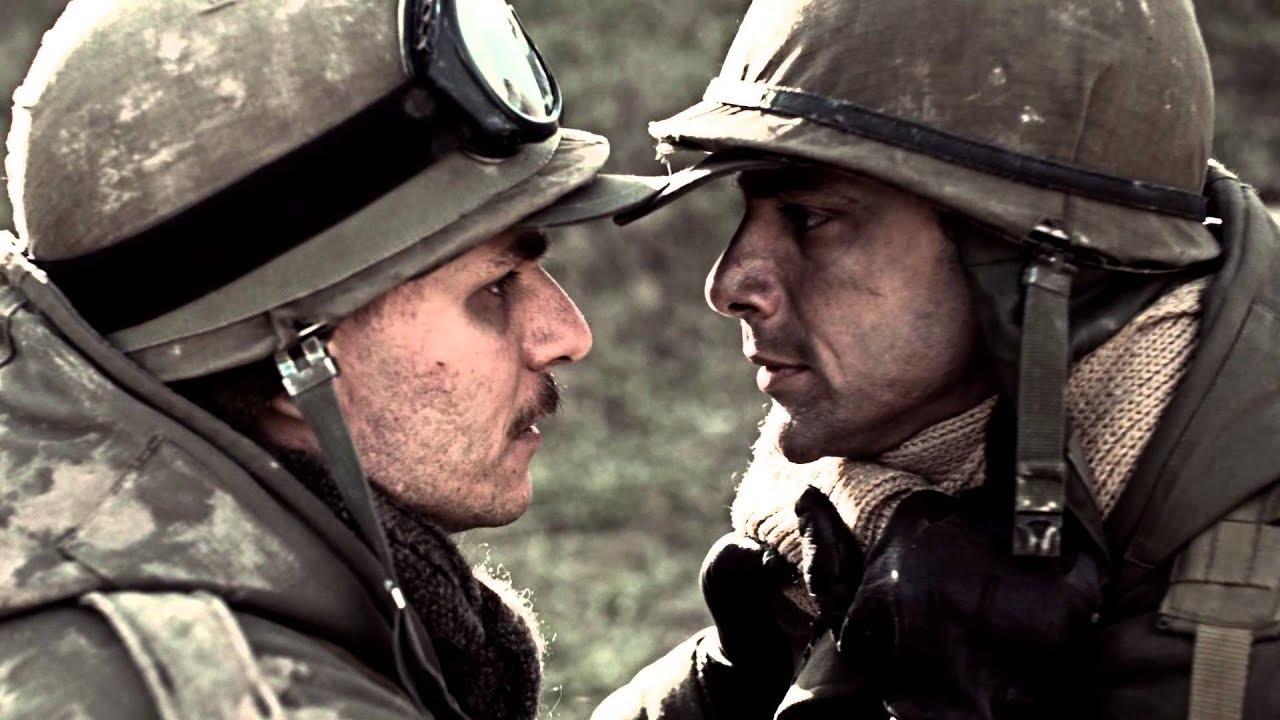Trailer  Combatientes  Miniserie Guerra de Malvinas / Abril 2013 TV Pública  YouTube