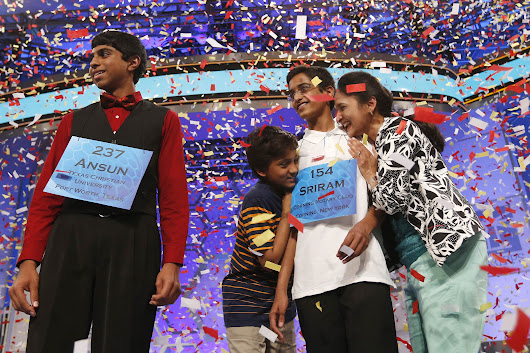 Indian Americans dominate the National Spelling Bee. Why should they take abuse on social media for it?