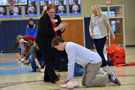 Healthy Heart Collaborative trains 1,000 in bystander CPR | Appalachian Regional Healthcare System