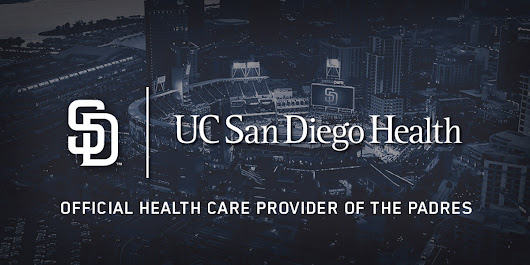 UC San Diego Health Named Official Health Care Provider of the San Diego Padres
