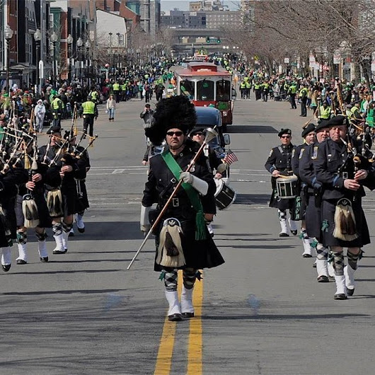 Haute Top 5: Places to Celebrate St. Patrick's Day in Boston 2017