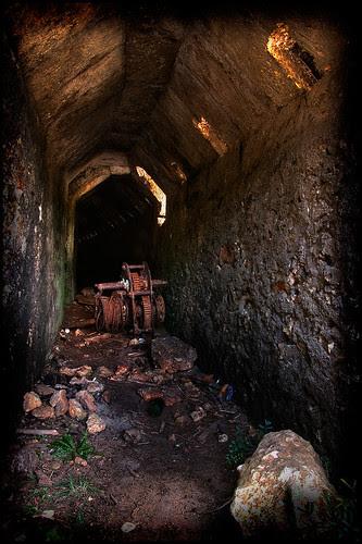 HDR des bunker