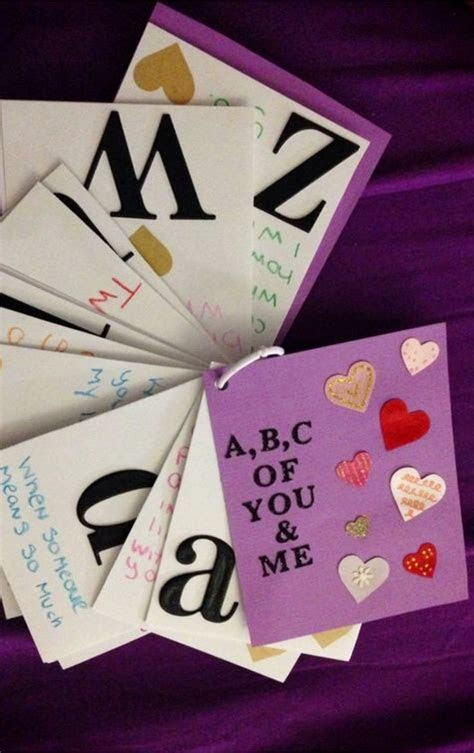 The 25  best Homemade romantic gifts ideas on Pinterest