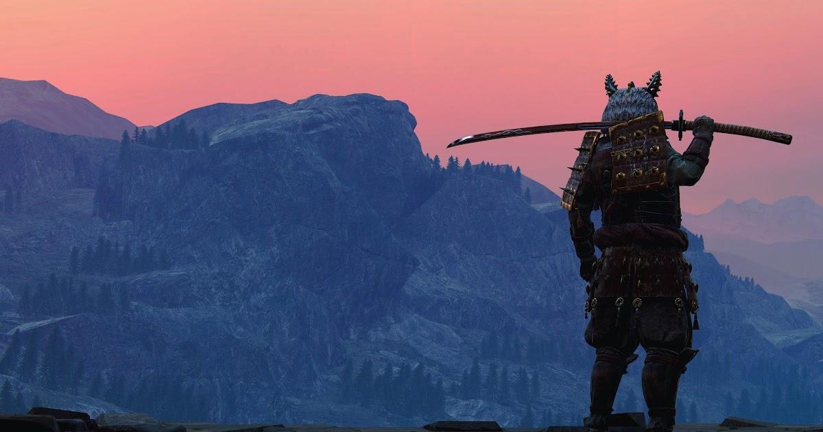 For Honor Hd Samurai Wallpaper Hd Wallpaper