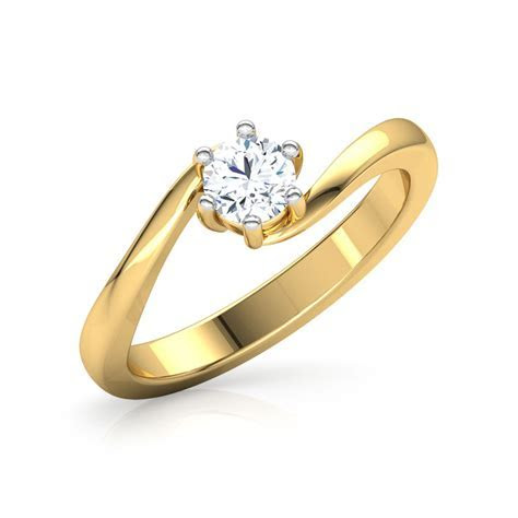 Promise Solitaire Ring Jewellery India Online   CaratLane.com