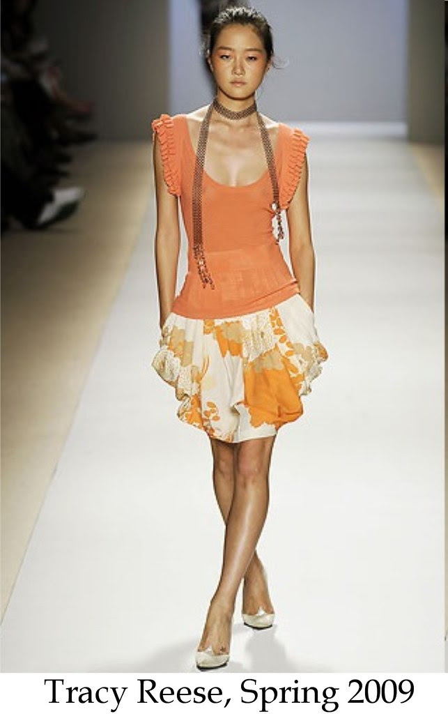 Tracy Reese, Spring 2009