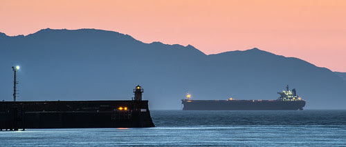 Harbour Gloaming by MJSFerrier