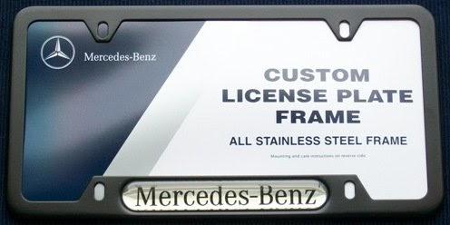 Season cheap sale best price genuine mercedes benz black for Mercedes benz amg carbon fiber license plate frame