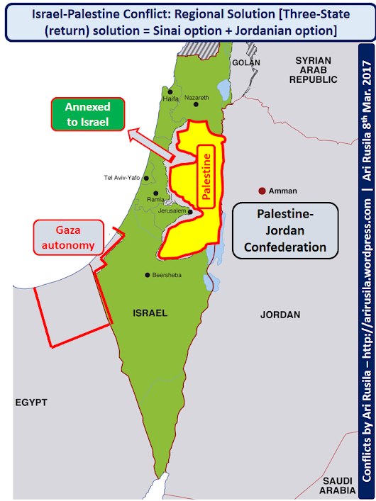 """New"" Idea: Connecting Gaza to Northern Sinai"
