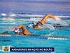 Torneio Tubarão de natação terá disputas neste sábado na piscina do Bolão
