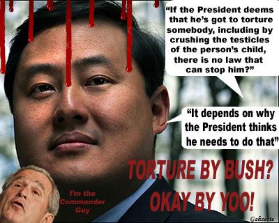 Torture Okay by Yoo