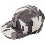 Alternative Outdoorsman Hat OS Grey Camouflage