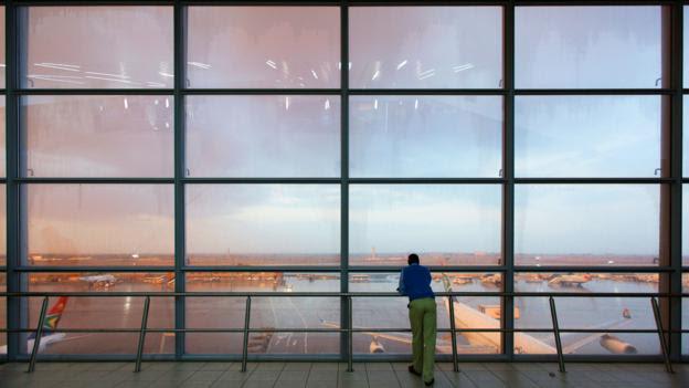 O.R. Tambo International Airport, Johannesburg