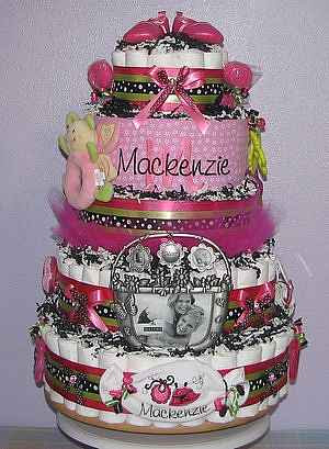 Baby Love Diaper Cakes Shower Gifts Free Shipping