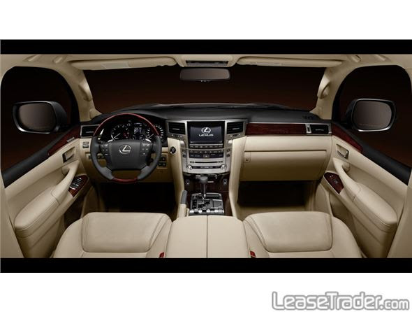 2014 Lexus LX 570 Lease - Brooklyn, New York - $1,095.00 per month
