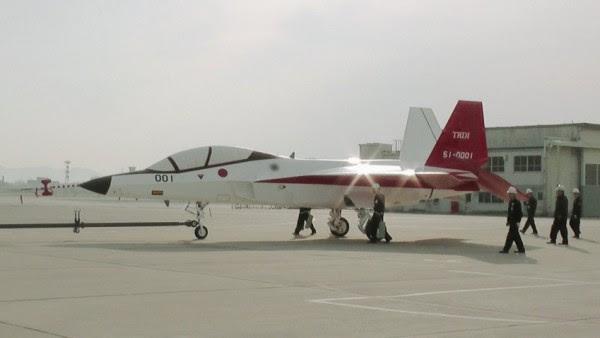 Primer prototipo de la ATD-X (Imagen: info-aviation.com)