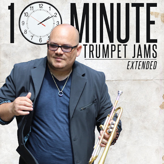 10 Minute Trumpet Jams, by Farnell Newton