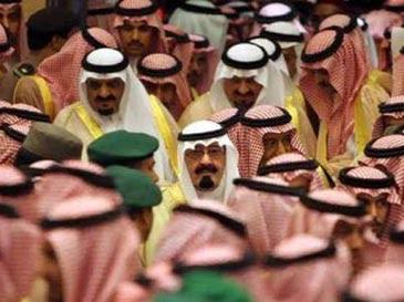 keluarga saudi
