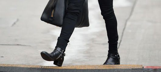 The Cuban Heel Is Back In Fashion For Men
