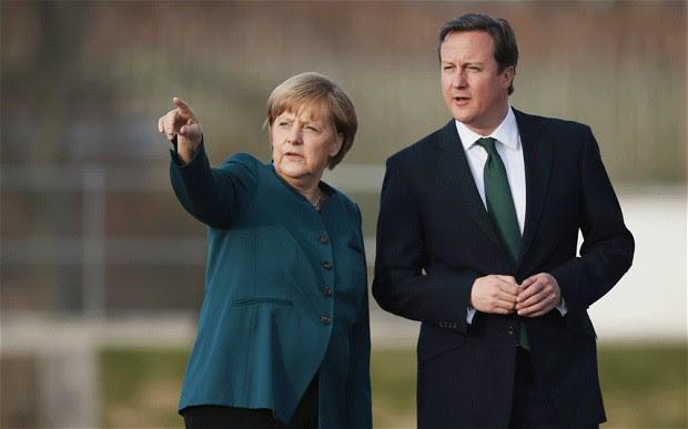 Υπέκυψαν Άγκελα Μέρκελ και Γερμανοί στους Βρετανούς;