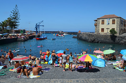 The changing face of Puerto de la Cruz |